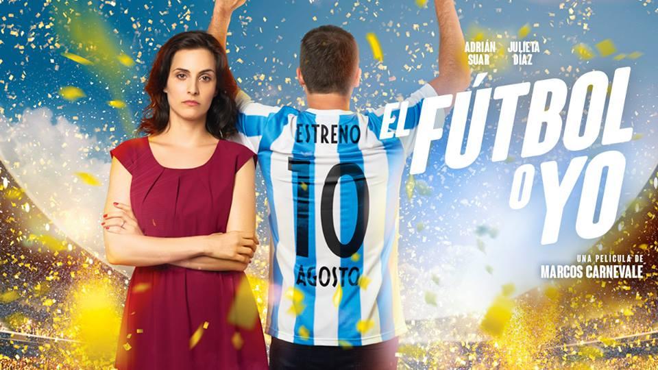 Cine y críticas marcianas: El fútbol o yo: el pelotudo, su mujer y otras  cosas del querer