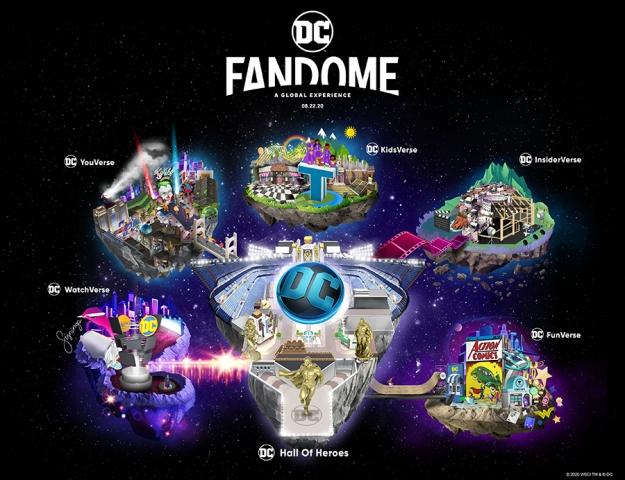 DC Experiencie Multiverse