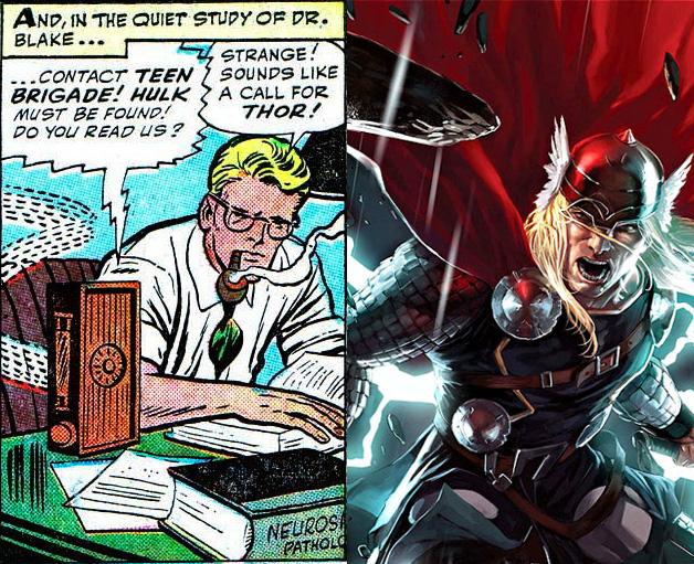 Donald-Blake-Thor