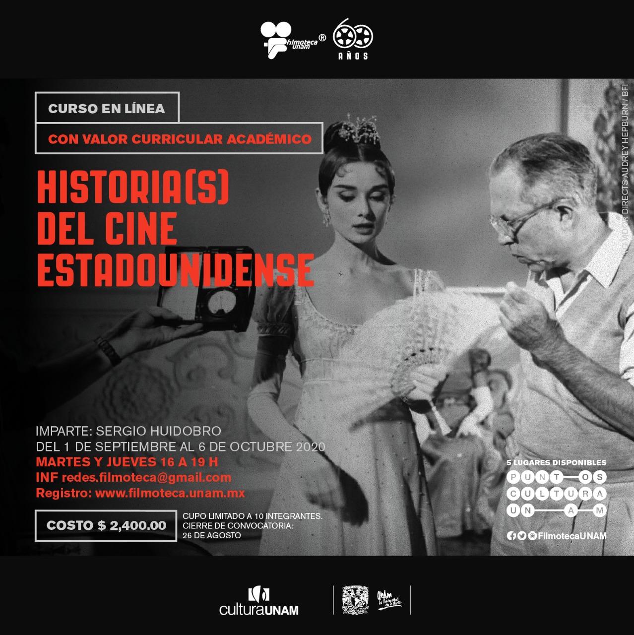 Historia (as) cine estaodunidense