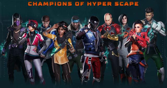 hyper-scape