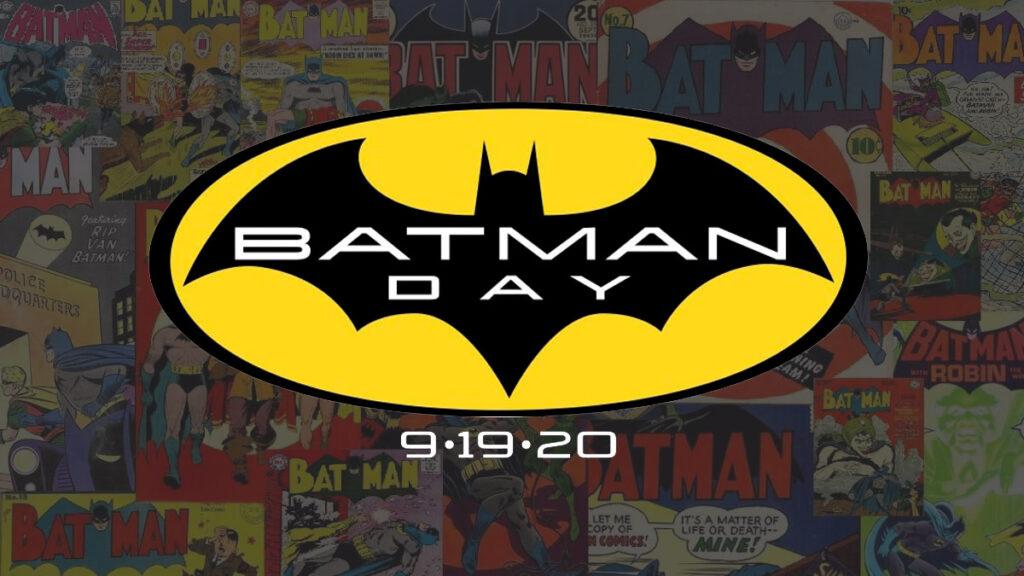 El universo de DC Comics: [Noticia] ANUNCIADO EL BATMAN DAY PARA 2020