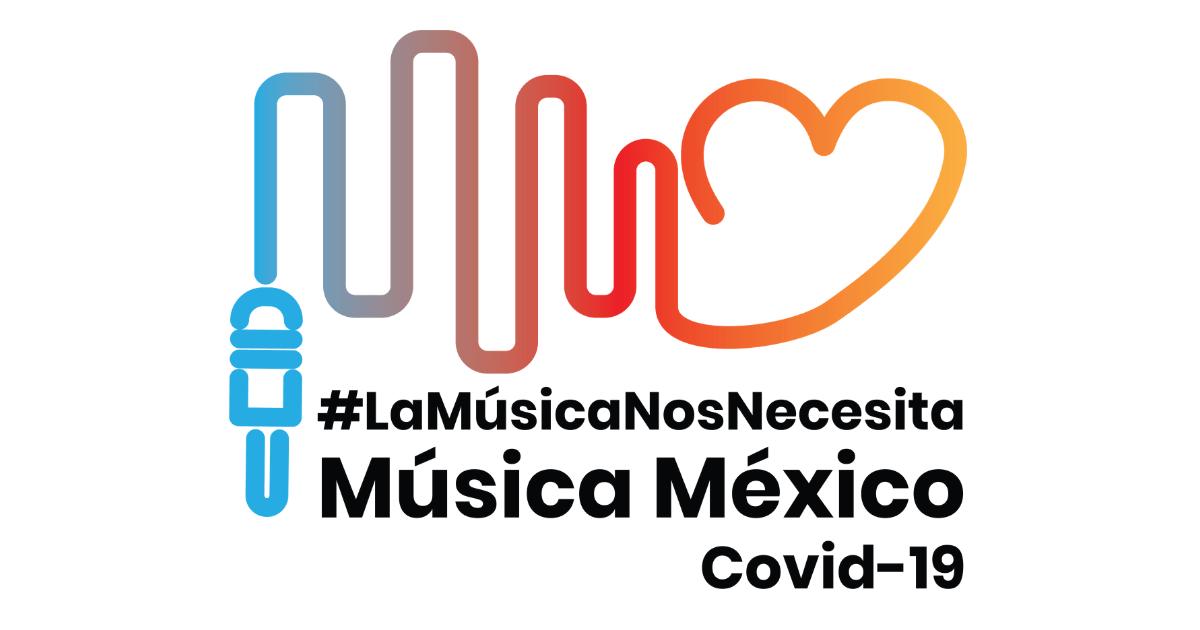 Música México Covid-19 hará concierto para los afectados por covid